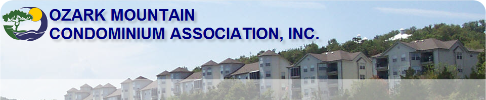 Ozark Mountain Condominium Association, Inc.